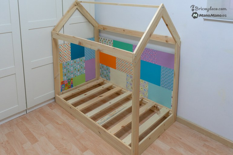cuna Montessori DIY
