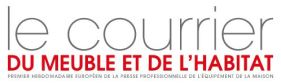 logo courrier du meuble