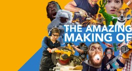 The Amazing Making Of : les projets fous gagnants !