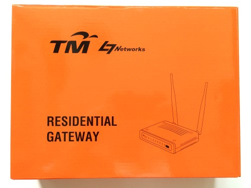 Residential Gateway RG D-Link Wireless Router