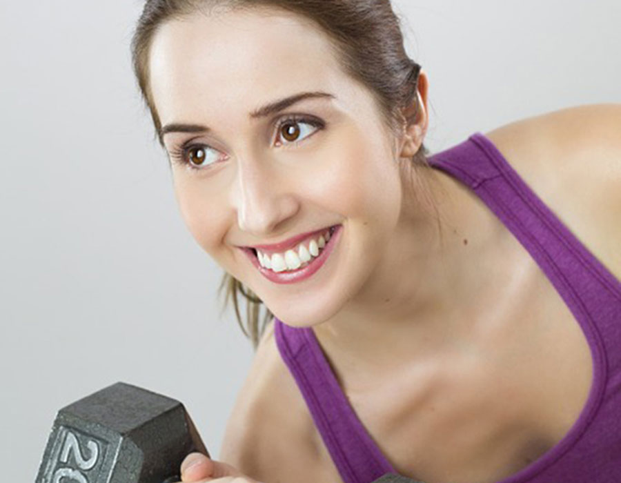 Happy workout exercise better fitness