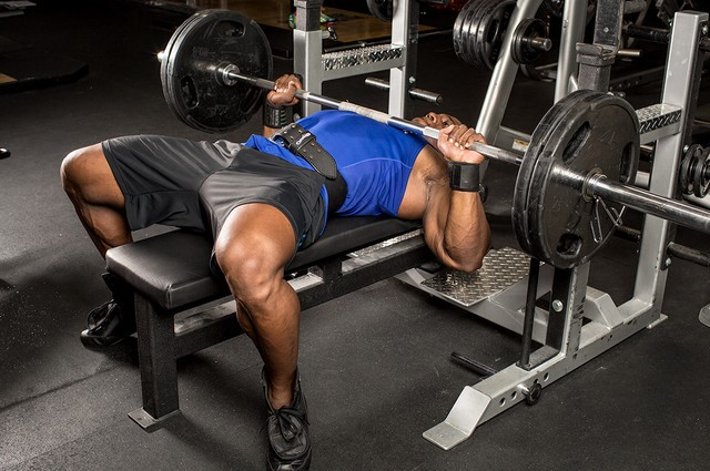 4 chest exercises that will help build muscle