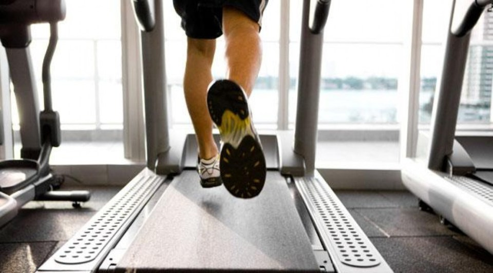 cardiovascular exercise to get your body ready again