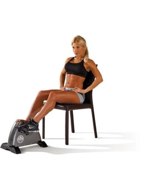 compact does not mean compromise cardio mini cycle