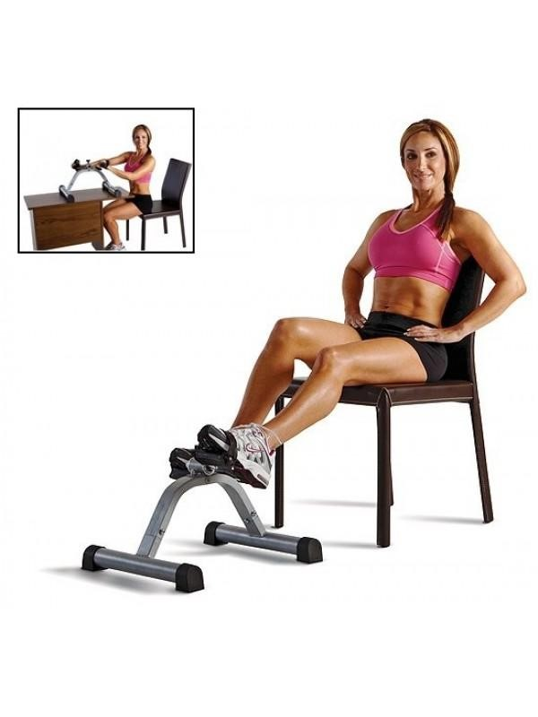 compact does not mean compromise mini pedal exercise cycle