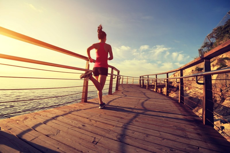 should you perform exercise in the morning or at night working out in the morning