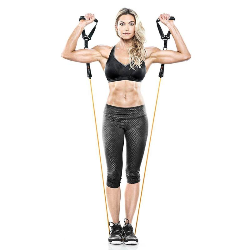 28 the 4 under 10 workout at home technique resistance bands