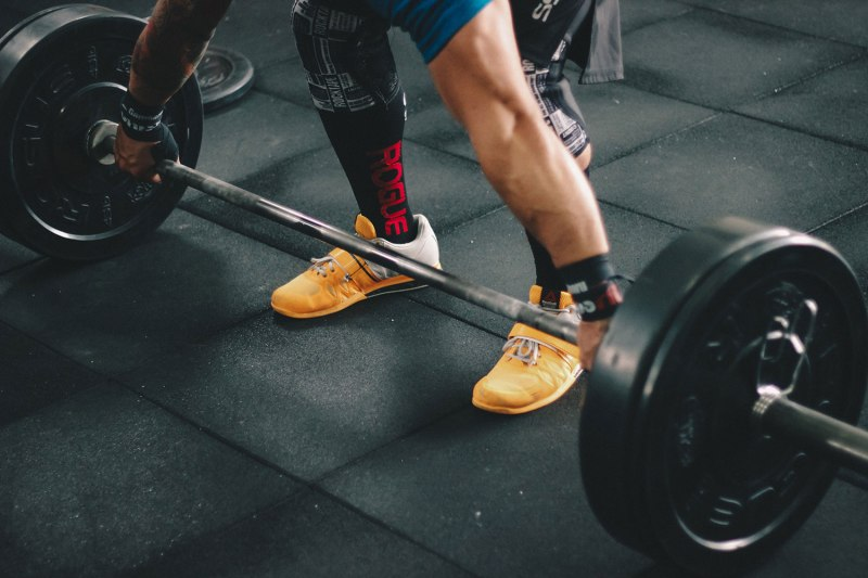 29 the basics of building strength deadlifts