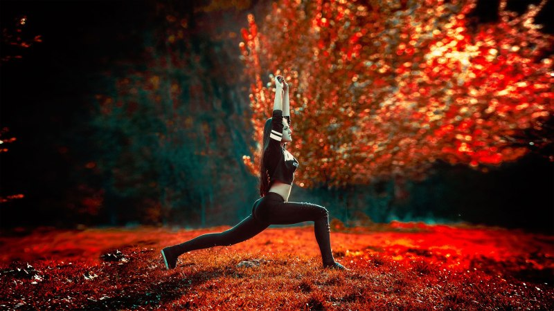 33 taking inner pain and turning it into something that works for you lunge