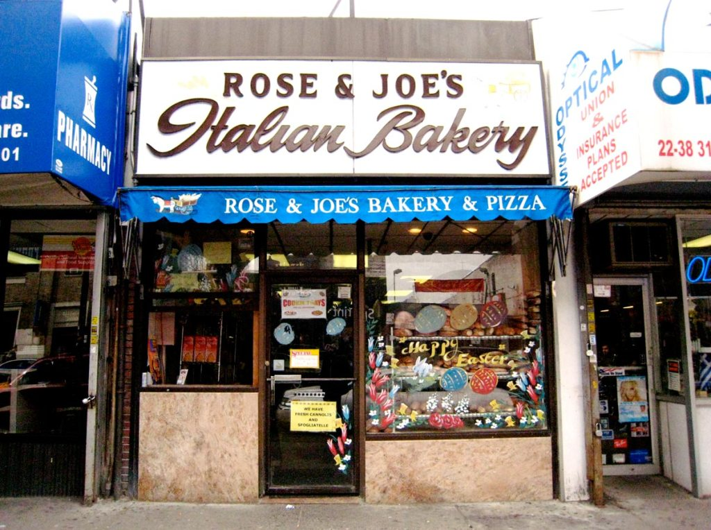 Rose & Joe's Italian Bakery
