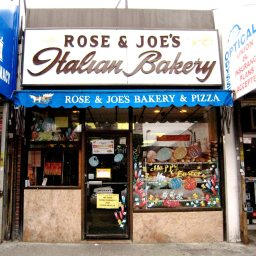 Weekly Pizza Lunch: Rose & Joe's Italian Bakery