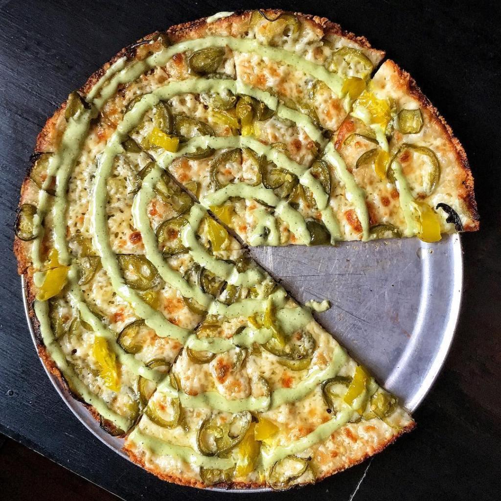 Ranchero pizza