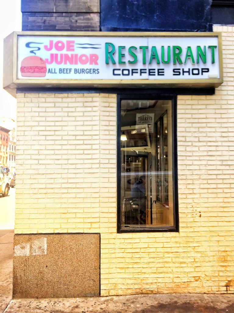 Joe Junior Exterior