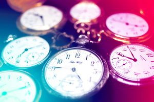 Multitude de montres à cadran