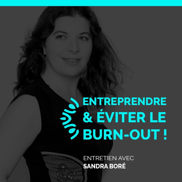sandra bore burn out entrepreneur
