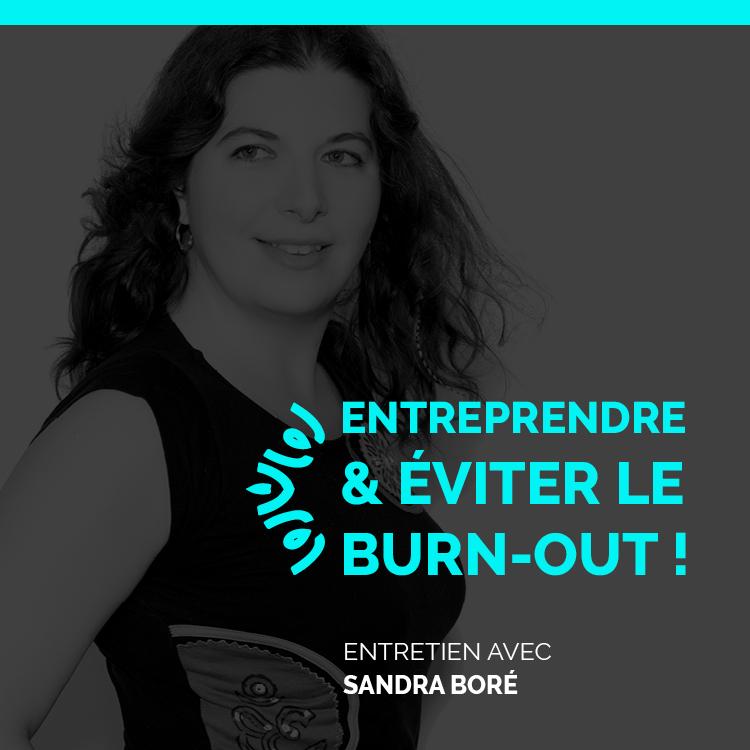 sandra bore burn out entrepreneur