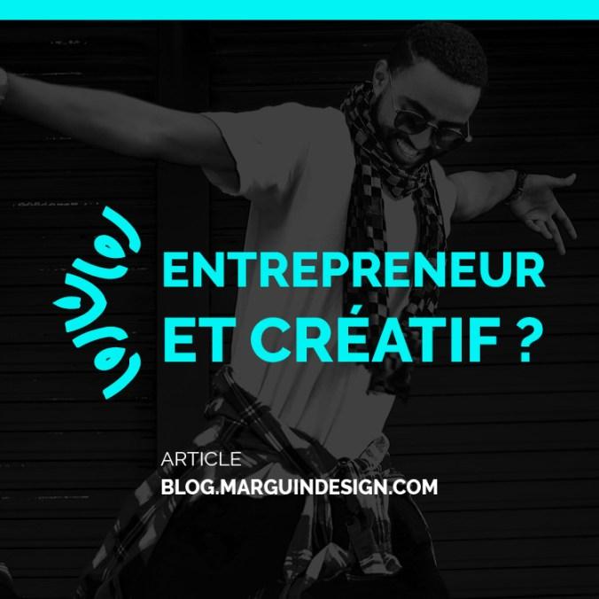 Comment etre entrepreneur et creatif