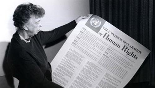 dichiarazione universale diritti uomini