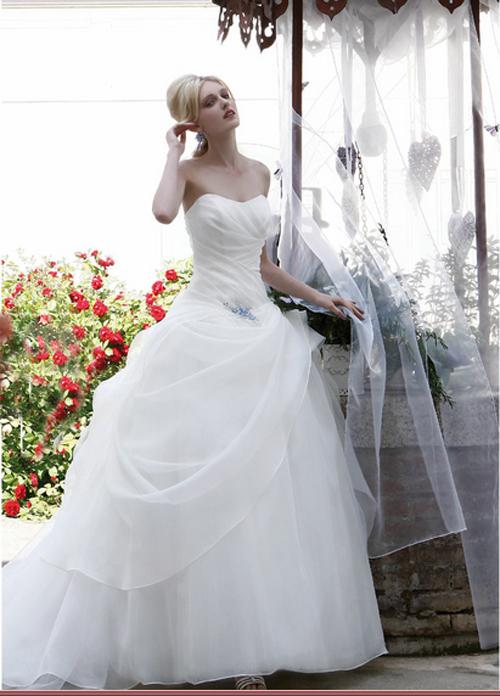 matrimonio abito sposa