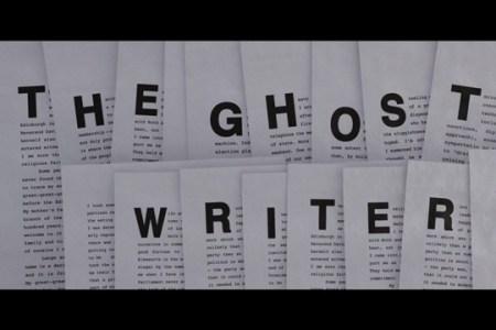 ghost writer, contratto