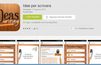 App per scrittori, Android e iPhone