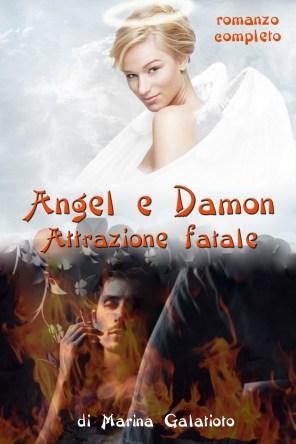 Angel e Damon copertina