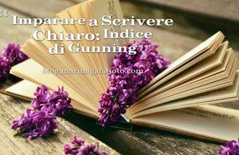 Imparare a Scrivere Chiaro, Come e Perchè: Indice di Gunning