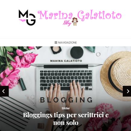 blog Marina Galatioto