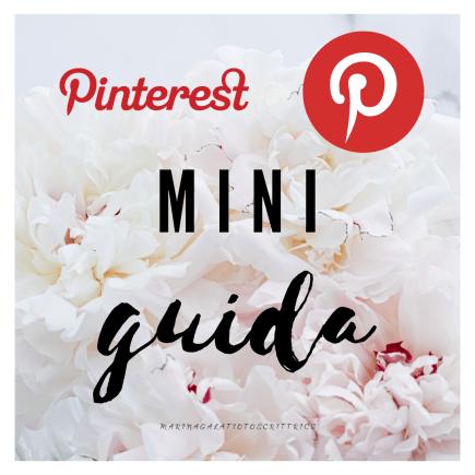 Pinterest mini guida