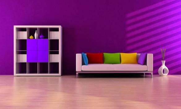 Пълна свобода в интериорния дизайн с продуктите от гамата на боите и грундовете на МАРИСАН.