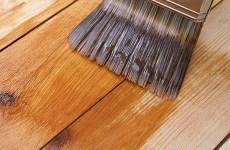 подготовка на дървени повърхности за боядисване