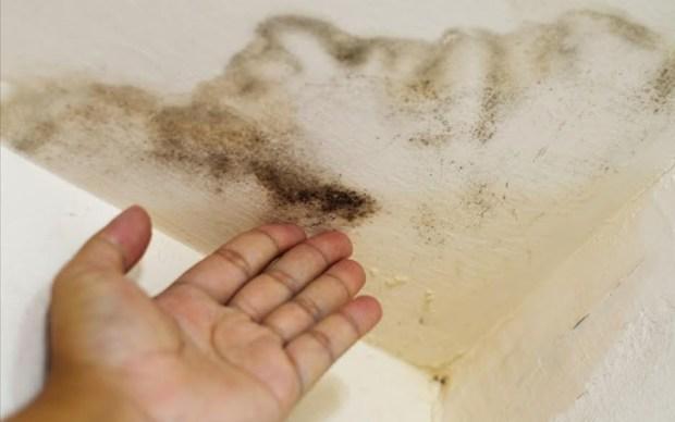 Теч в баня вследствие на липса на хидроизолация