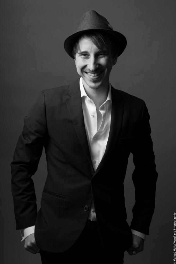 Photo of Patrick by Markus Maria Wendland