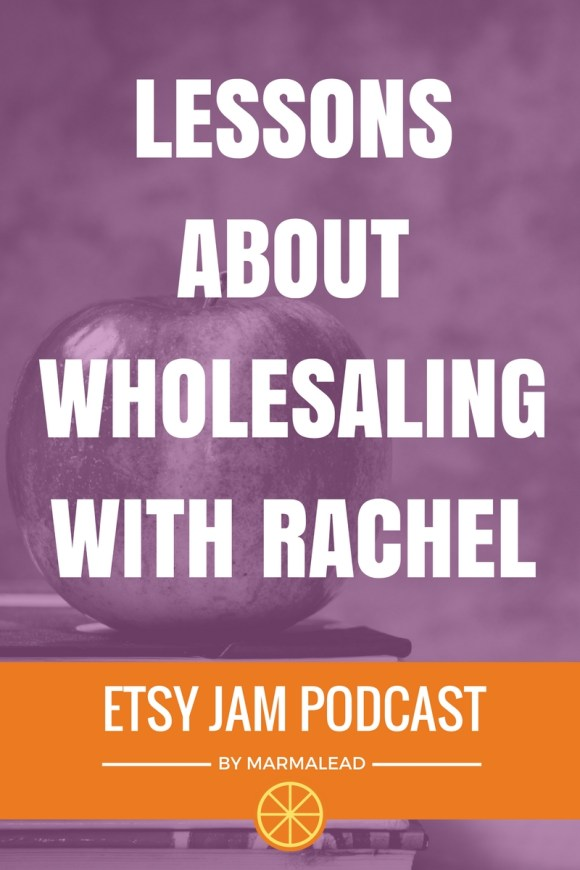 In this episode we talk with Rachel fromRachelsJewelryShoppe. Rachel started designing in her early twenties and then started her own company. She had wholesale relationships withabout 100 specialty boutiques all over the east coast as well as retail private sales. Tune in for another jam-packed Etsy Jam!