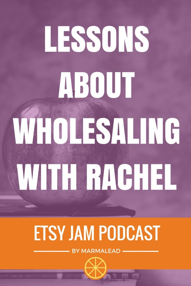 In this episode we talk with Rachel from RachelsJewelryShoppe. Rachel started designing in her early twenties and then started her own company. She had wholesale relationships with about 100 specialty boutiques all over the east coast as well as retail private sales. Tune in for another jam-packed Etsy Jam!
