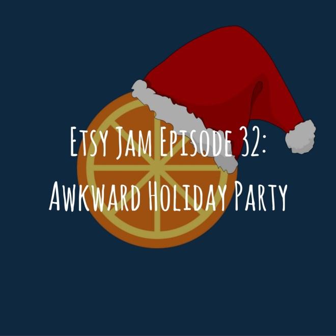 awkward holiday party