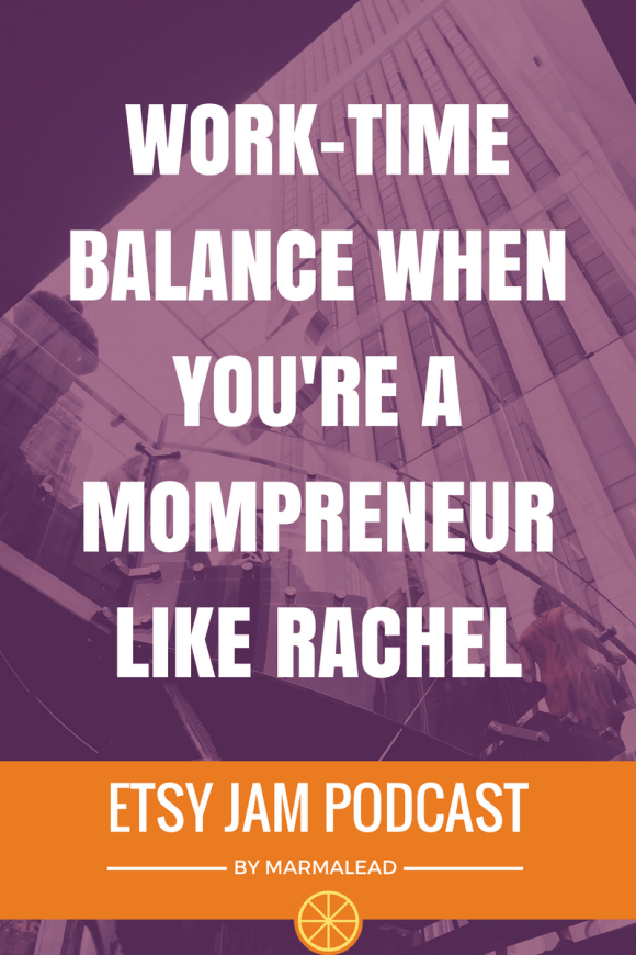 Welcome everyone to episode 4 of Etsy Jam. This week we have a special guest with us, it is Rachel from PaperBerryPressand she will be talking about the adventures of a mompreneur!