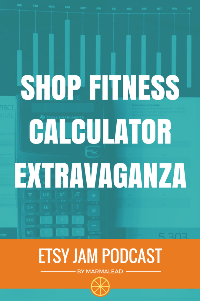In this episode, Richie and Gordon dive into Marmalead's Shop Fitness Calculator. They discuss what it will cost (spoiler alert - it's free) and what sort of information you'll get from it (spoiler alert - a pretty decent amount). So read on for this next episode of Etsy Jam!