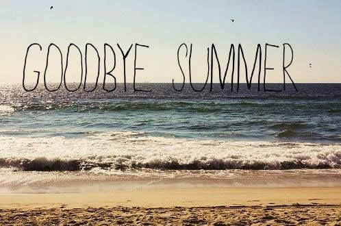 goodbye summer Marmalead