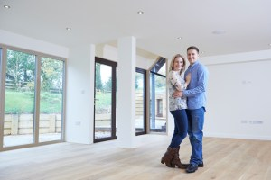 finding the perfect home at an open house