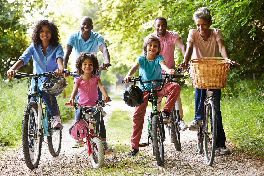 things to do with kids in erie: biking around presque isle state park