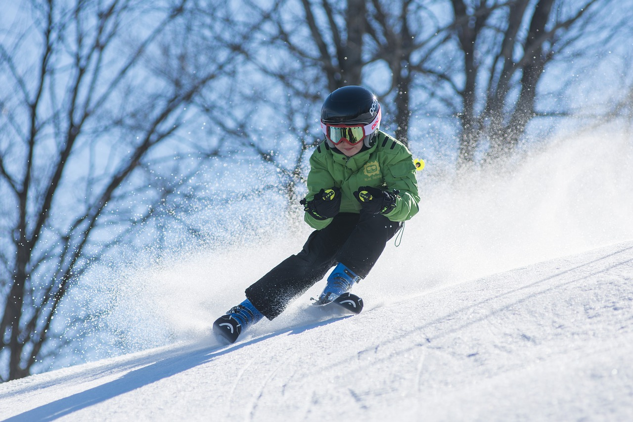 things to do with kids in erie: mount pleasant skiing and snowboarding