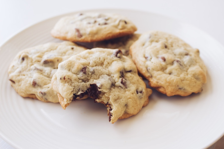 Cookies at an open house