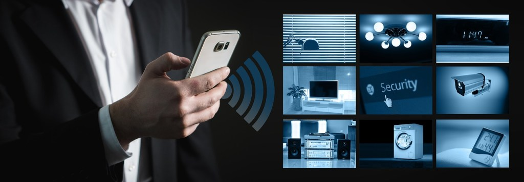 types of smart home tech