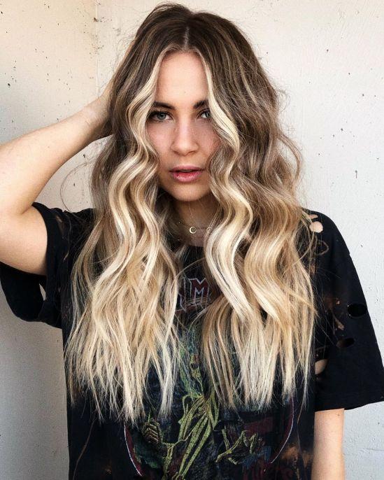 tren-rambut-creamy-ribbon-highlights