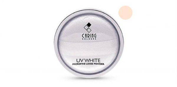 Loose-Powder-Caring-Colours-UV-White-Microfine