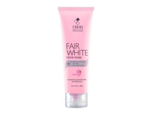 Rekomendasi-Facial-Wash-untuk-Remaja-Caring-Colours-Fair-White-Facial-Foam
