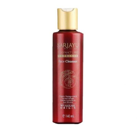 Skincare-Antiaging-Sariayu-Econature-Nutreage-Face-Cleanser