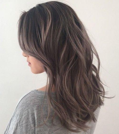 Highlight rambut wanita