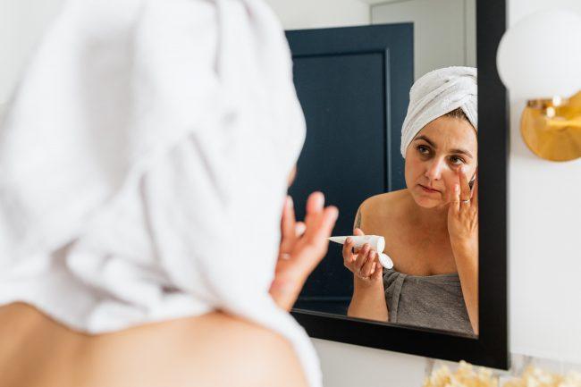 Skincare setelah melahirkan